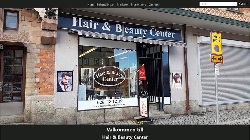 Hair & Beauty Center